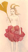 Carnation Ginkgo