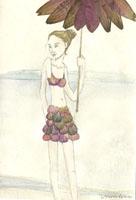 Turnip Petal Bikini